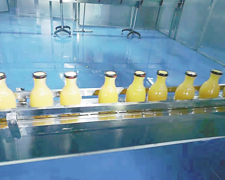 内蒙古沙枝食品有限公司 脚踏实地谋发展