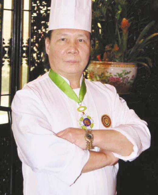 """""""中国烹饪大师""""卢锦泉: 用心做好每一道""""心思菜"""""""