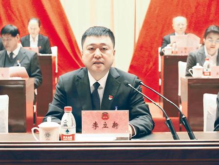 黑龙江省庆安县提出争当农业现代化建设的领跑者