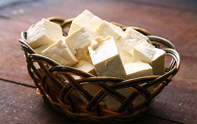豆腐香醇营养佳 春季食用正当时