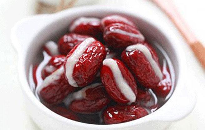 红枣的6种养生吃法,这样吃最补人