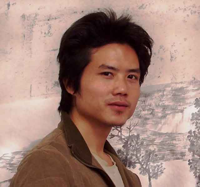 印象记:青年画家郭金平及其作品