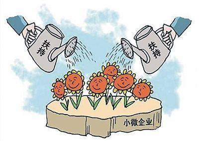 """支持小微企业和""""三农""""发展 甘肃再出""""大招"""""""