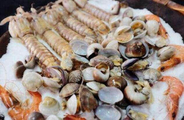 昆明部分海鲜价格下跌明显