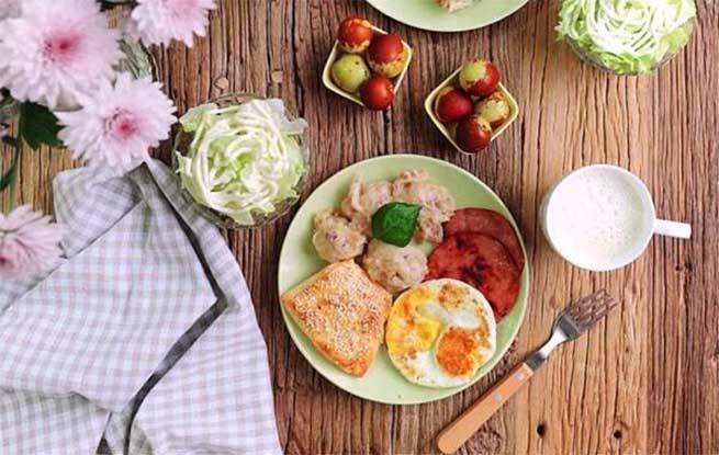 早餐遵守四原则 体力旺!精力旺!脑力旺!