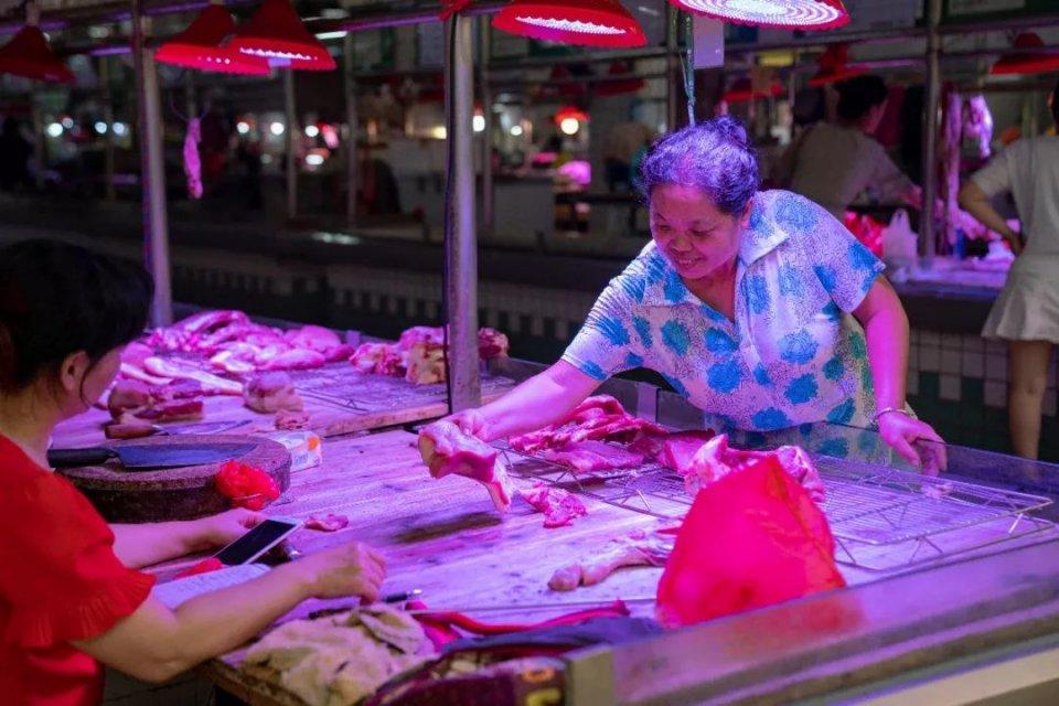 震惊!清远猪肉价格创近4年来新高,街坊直呼吃不起!