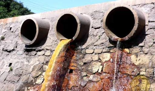 味精厂污水直接排进河涌罚款40万元 拘留责任人