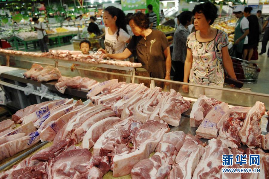 猪肉价格上涨,肉类供给如何保障