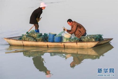 江西渔业经济总产值将超千亿元