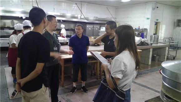 """合川三庙镇:""""点线面""""结合 织密校园食品安全网"""