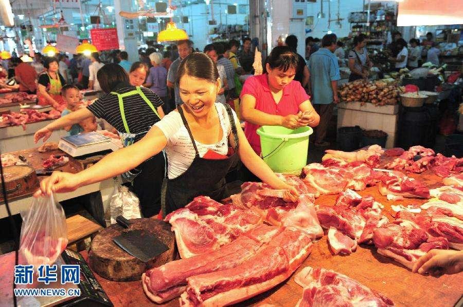 发改委:猪肉价格趋于稳定