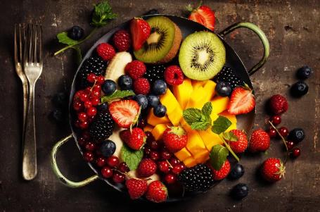 秋季养生 多吃应季水果