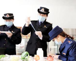 让沂蒙老区人民吃得更放心 ——山东省临沂市市场监管局创建省级食品安全市工作纪实