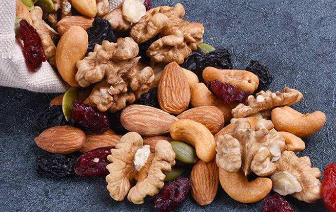何计国:适量摄入坚果类有助身体健康